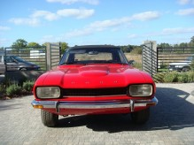 FORD CAPRI MK1 1,6 GT  - ready to drive